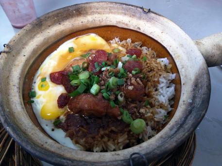 sunshine market claypot rice